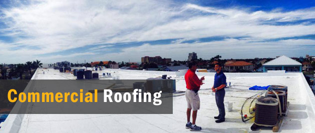 Corpus Christi Roofing Commercial Roofing