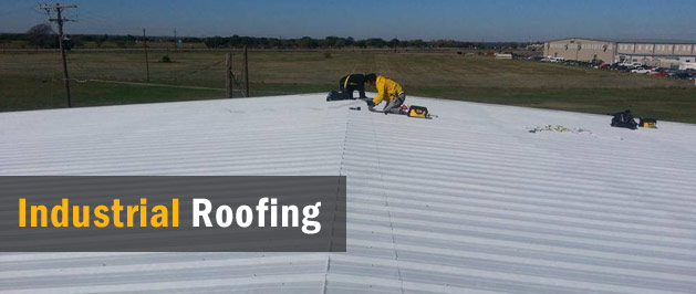 Corpus Christi Roofing Industrial Roofing