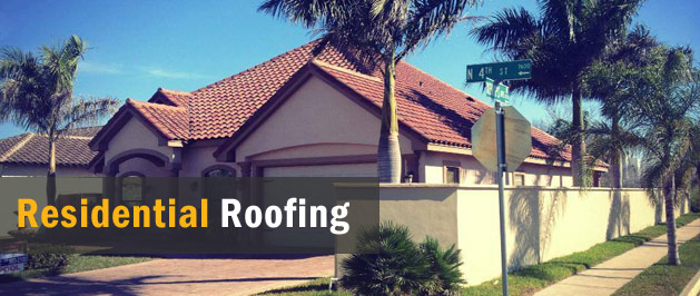 Corpus Christi Roofing residential roofing